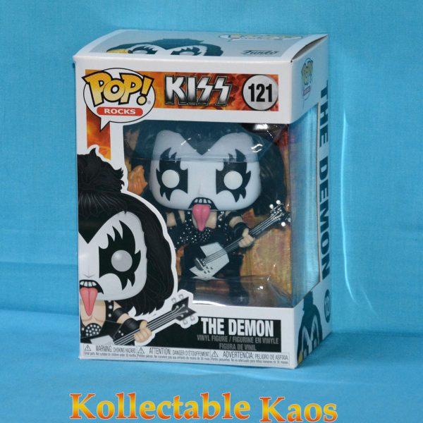 Kiss - Gene Simmons The Demon Pop