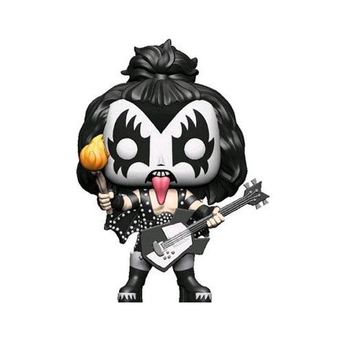 FUN28505 kiss demon pop - KISS - KISS Set of Four Pop! Vinyl Figures