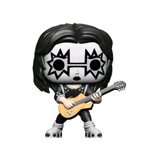 FUN28506 kiss Spaceman pop - KISS - KISS Set of Four Pop! Vinyl Figures