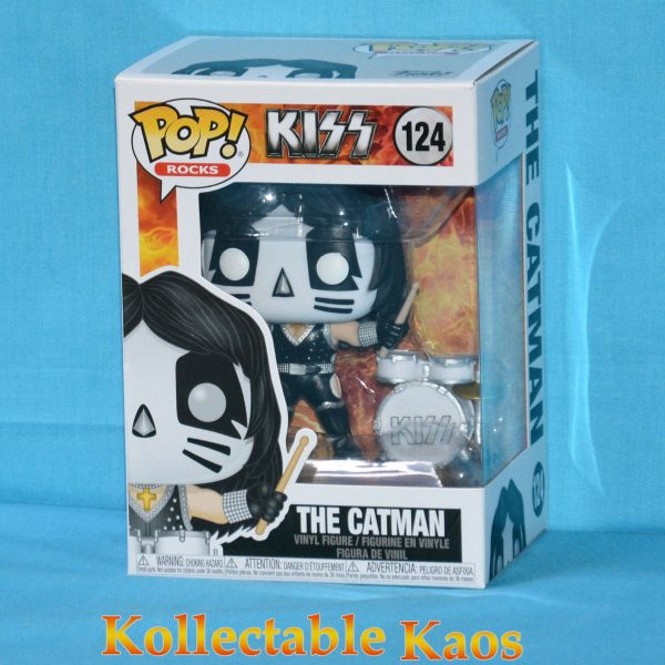 Kiss - Peter Criss The Catman Pop