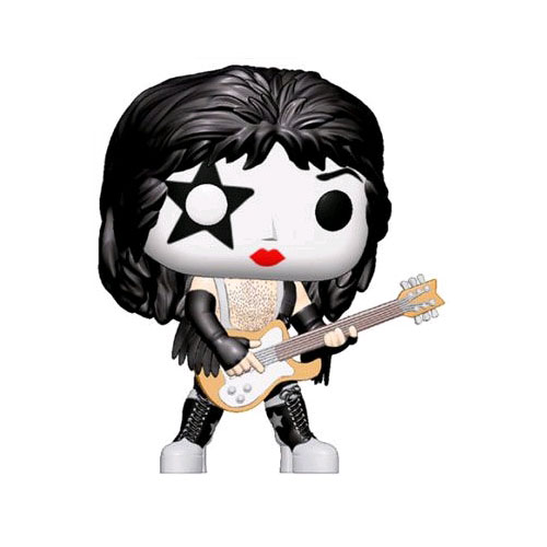 FUN28507 kiss Starchild pop - KISS - KISS Set of Four Pop! Vinyl Figures
