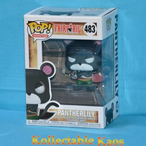 FUN30596 Fairy Tail Pantherlilly Pop 1 300x300 - Fairy Tail - Pantherlilly Pop! Vinyl Figure #483