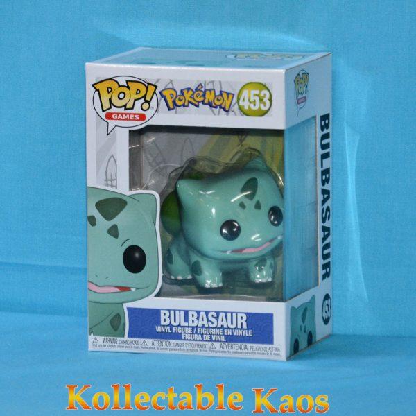 Pokemon - Bulbasaur Pop! Vinyl Figure