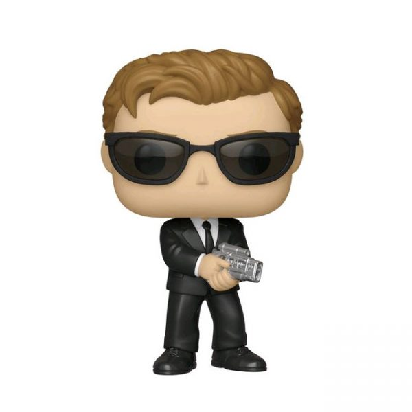 FUN38490 MIB International Agent H POP 3 600x600 - Men In Black: International - Agent H Pop! Vinyl Figure #738