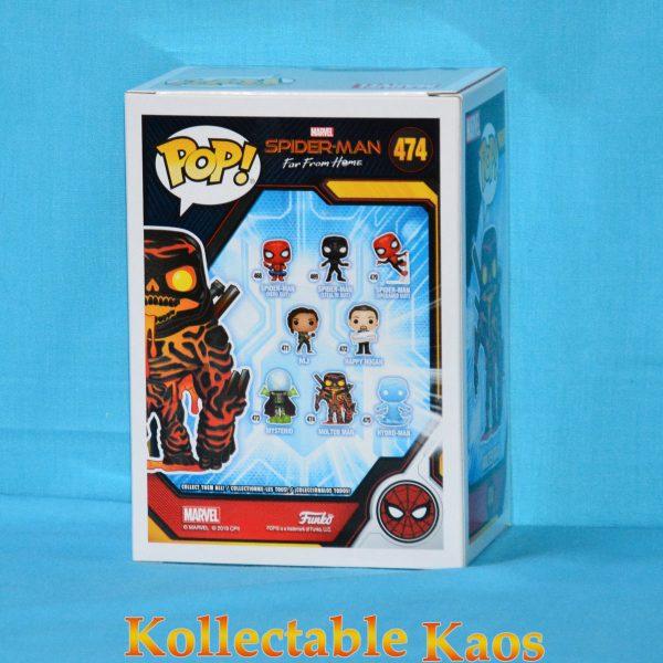 FUN39209 Marvel Spider Man Molten Man Pop 2 600x600 - Spider-Man: Far From Home - Molten Man Pop! Vinyl Figure #474