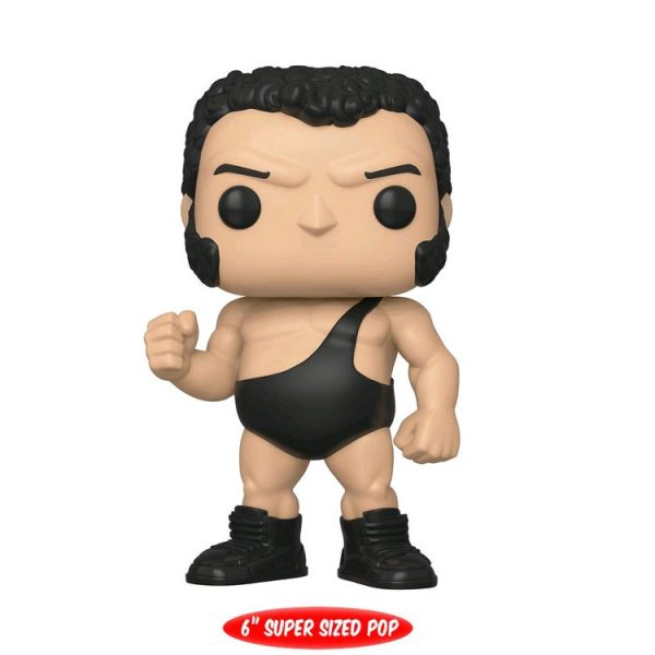 WWE - Andre The Giant Pop