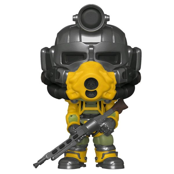 FUN39582 Fallout Excavator Pop Vinyl 3 600x600 - 2019 E3 Convention Exclusive - Fallout 76 - Excavator Armor Pop! Vinyl Figure (RS) #506