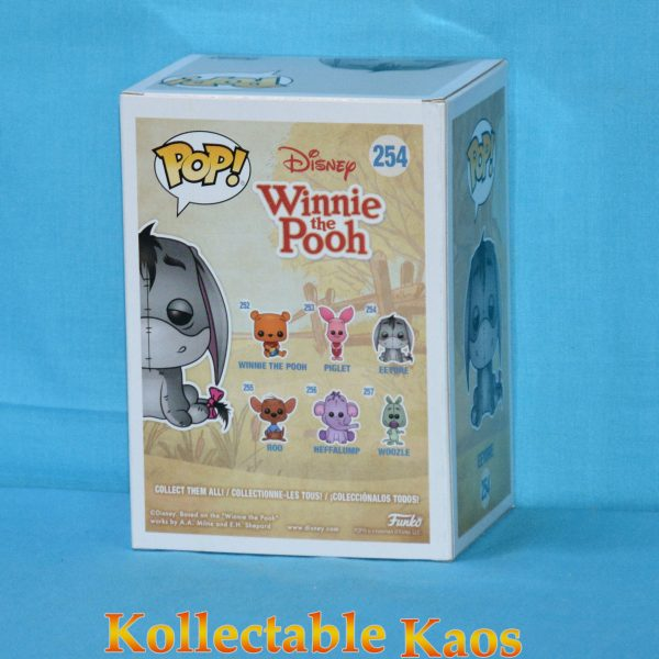 Winnie-the-Pooh - Eeyore Diamond Glitter Pop