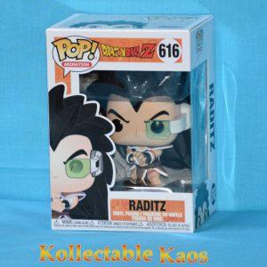Dragon Ball Z - Radditz Pop