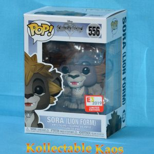Kingdom Hearts - Sora(Lion Form) Pop