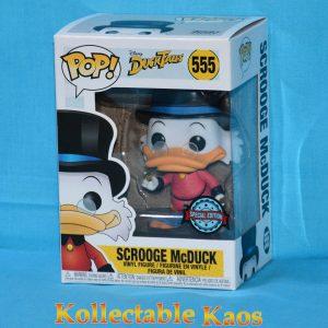 FUN40812 Ducktales Scrooge Pop 1 300x300 - DuckTales - Scrooge McDuck in Red Coat Pop! Vinyl Figure (RS) #555