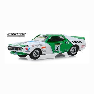 1:64 DDA - 1972 AMC Javelin AMX #2 - Valvoline/Adrenal - Jim Richards