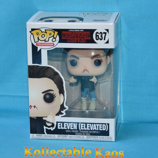 Stranger Things - Eleven Elevated Pop