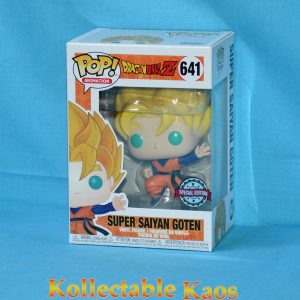 Dragon Ball Z - Super Saiyan Goten Pop