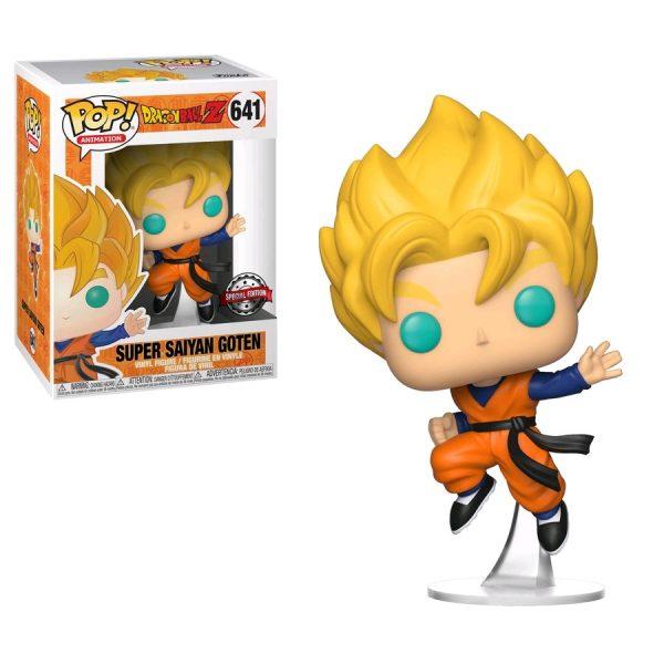Dragon Ball Z - Super Saiyan Goten Pop