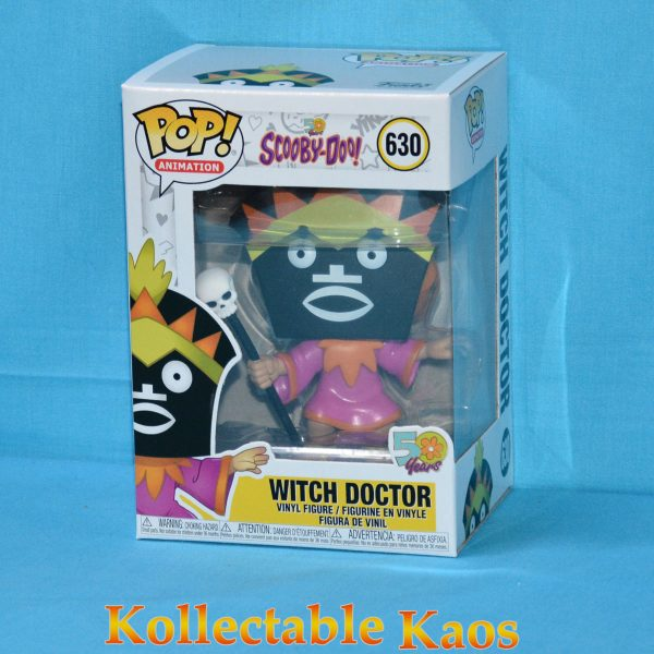 Scooby-Doo - Witch Doctor Pop