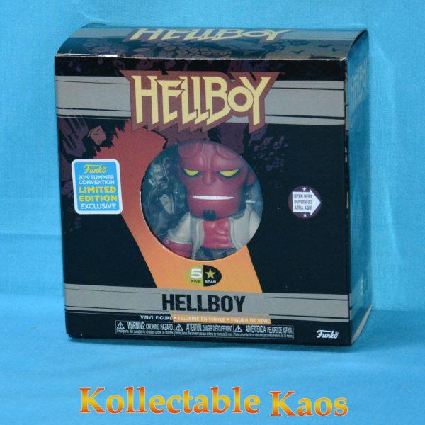 SDCC2019 Hellboy 5star