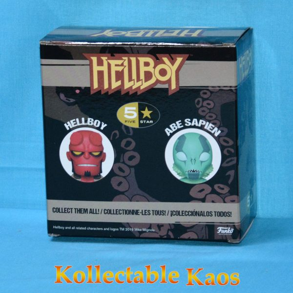 SDCC2019 HellboyAbe Sapien 5star