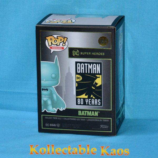 SDCC2019 Batman Teal Chrome Pop