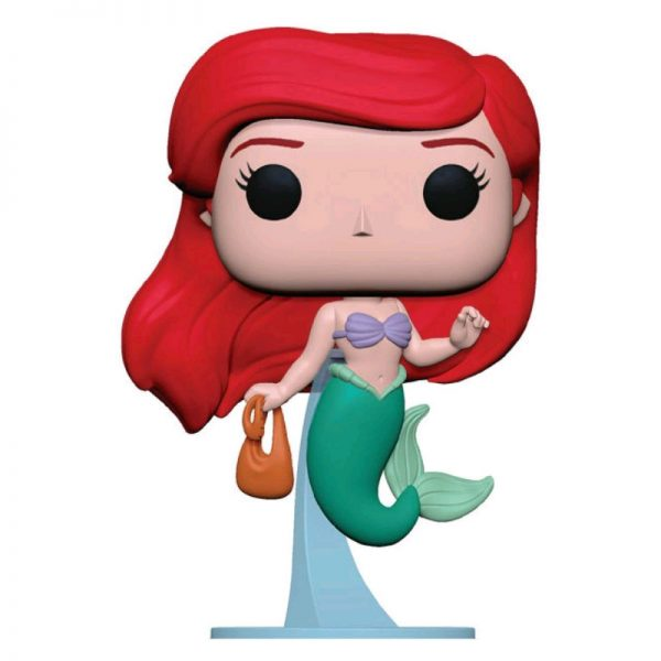 The Little Mermaid - Ariel with Bag Pop