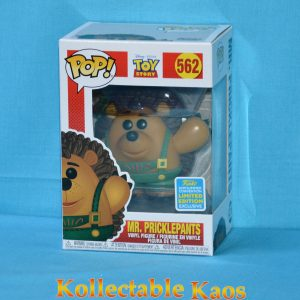 SDCC2019 Toy Story MrPricklepants Pop