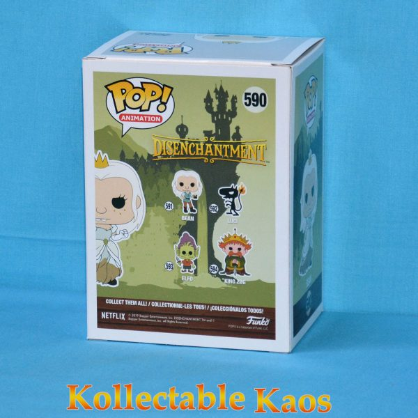 SDCC2019 Disenchantment Bean Pop