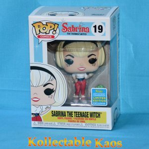SDCC2019 Sabrina the teenage witch pop