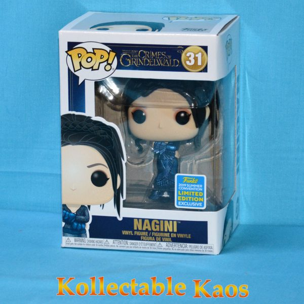 SDCC2019 Fantastic Beasts Nagini Pop