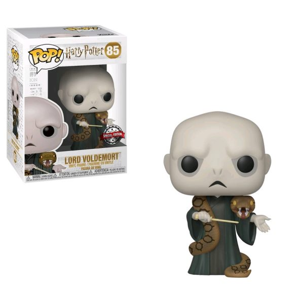 Harry Potter - Lord Voldemort with Nagini Pop