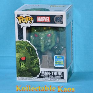 SDCC2019 Marvel Man-Thing Pop