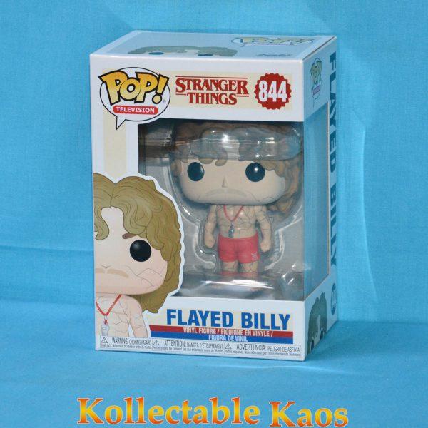Stranger Things 3 - Billy Flayed Pop