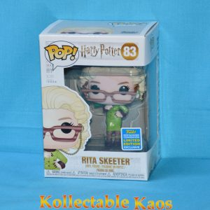 SDCC2019 Harry Potter Rita Skeeter Pop
