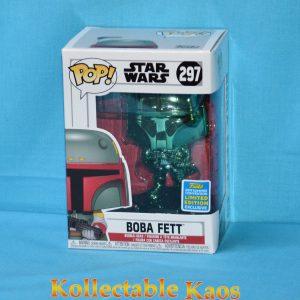 SDCC2019 Star wars Boba fett pop