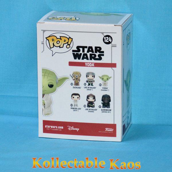 SDCC2019 Star wars Yoda pop