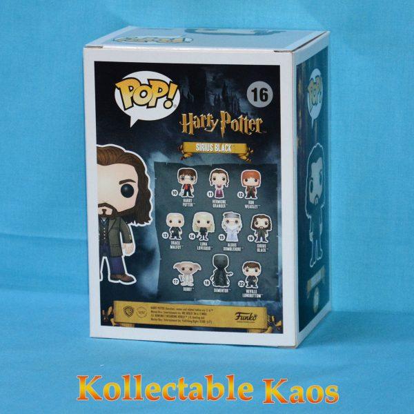 Harry Potter - Sirius Black Pop