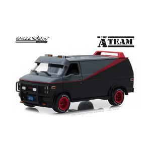 1:24 Greenlight - A-Team - 1983 GMC Vandura
