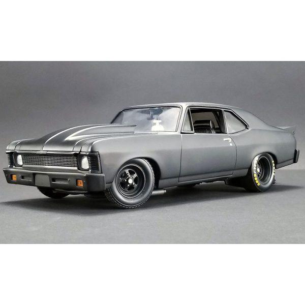 1:18 GMP - 1320 Drag Kings 1969 Chevrolet Nova - Blackout