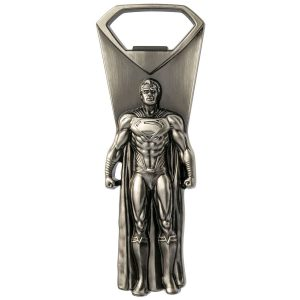 Batman vs Superman: Dawn of Justice - Superman Metal Bottle Opener
