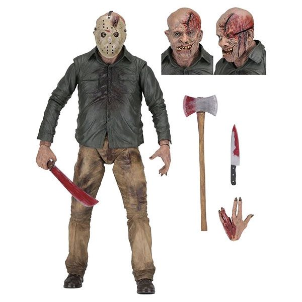 Friday the 13th: The Final Chapter - Jason Voorhees 1/4 Scale Action Figure