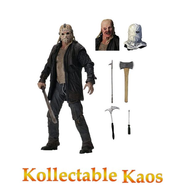 Friday the 13th (2009) - Jason Voorhees Ultimate Action Figure