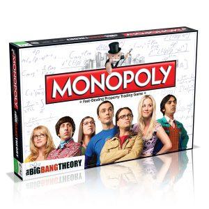 Monopoly - The Big Bang Theory Edition