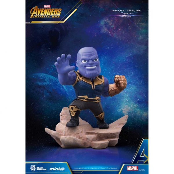 Mini Egg Attack - Avengers: Infinity War - Thanos