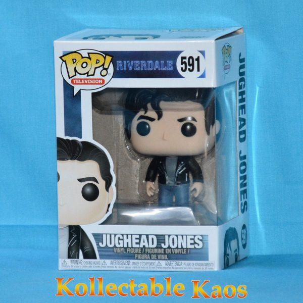 Riverdale - Jughead Jones in Serpents Jacket Pop