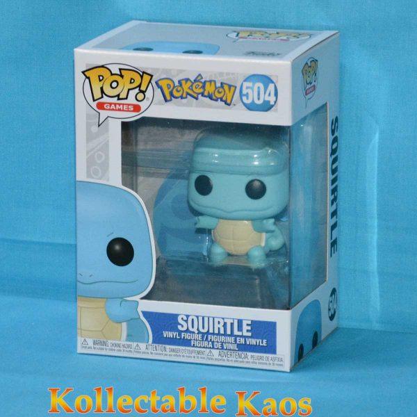 Pokemon - Squirtle Pop