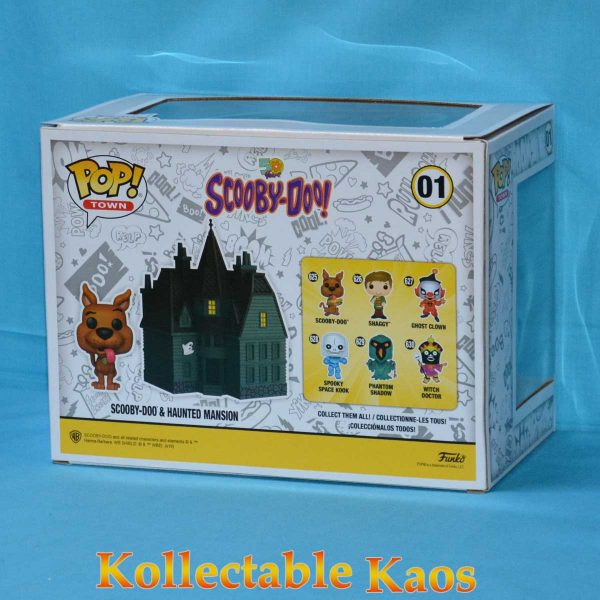 Scooby-Doo - Scooby-Doo with Haunted Mansion Pop