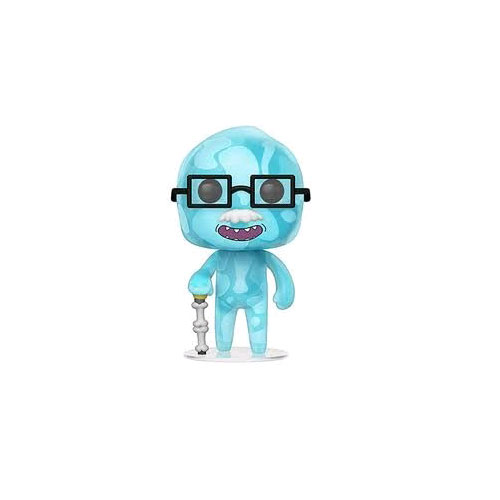 Rick and Morty - Dr. Xenon Bloom Pop