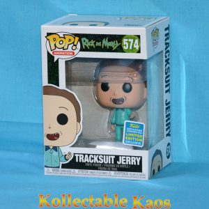 Rick and Morty - Jerry in Tracksuit Pop