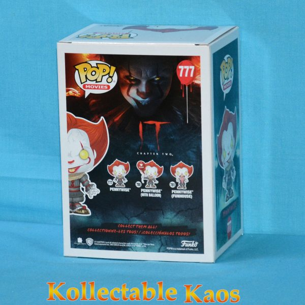 It: Chapter Two - Pennywise with Open Arms Pop