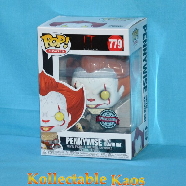 It: Chapter Two - Pennywise with Beaver Hat Pop
