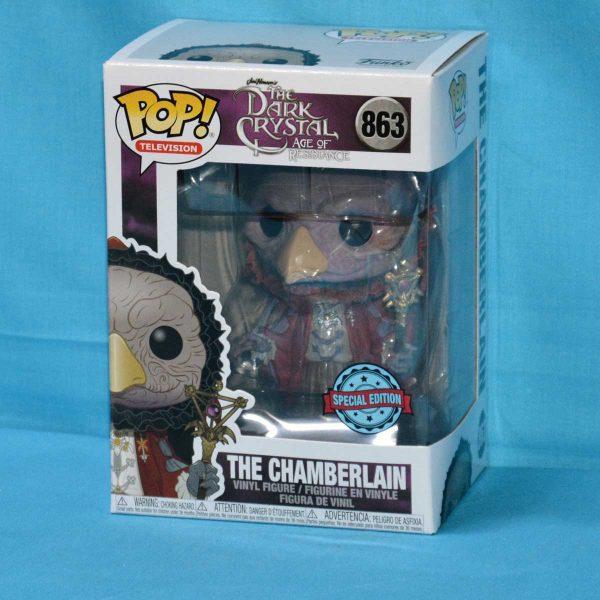 The Dark Crystal: Age Of Resistance - Chamberlain Skeksis Pop